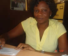 MRS PAT MUZAN - project manager-operation-compassionate-ophanage