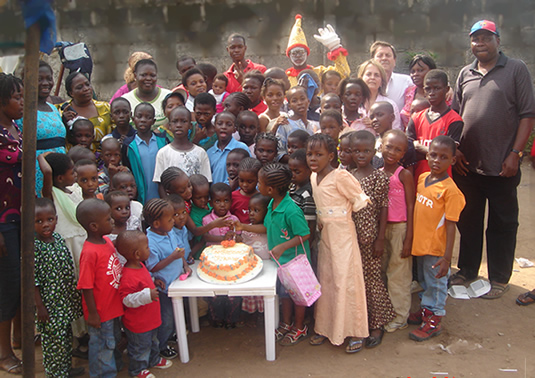 compassionate orphanage-birthday